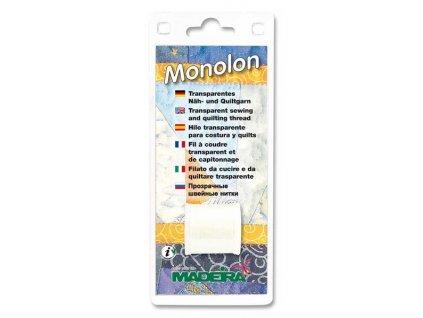 Transparentná niť Madeira Monolon