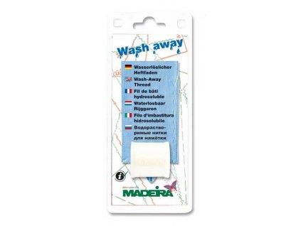 Vo vode rozpustná niť Madeira Wash Away