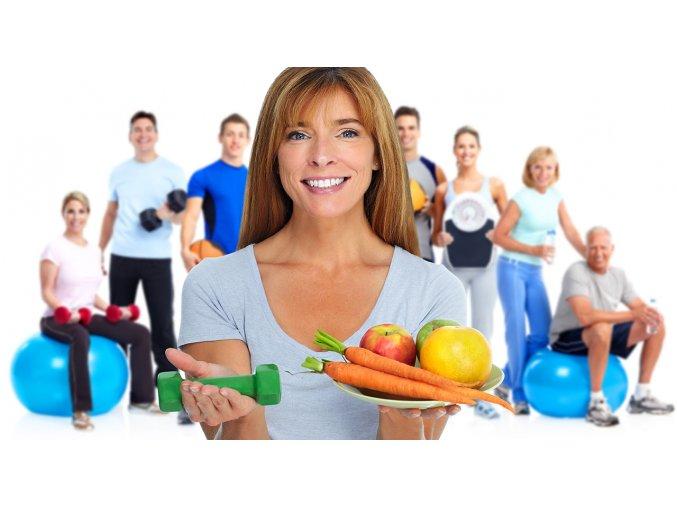 Komplexní program zaměřený na stravu a pohyb