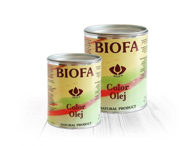 Color Olej Biofa