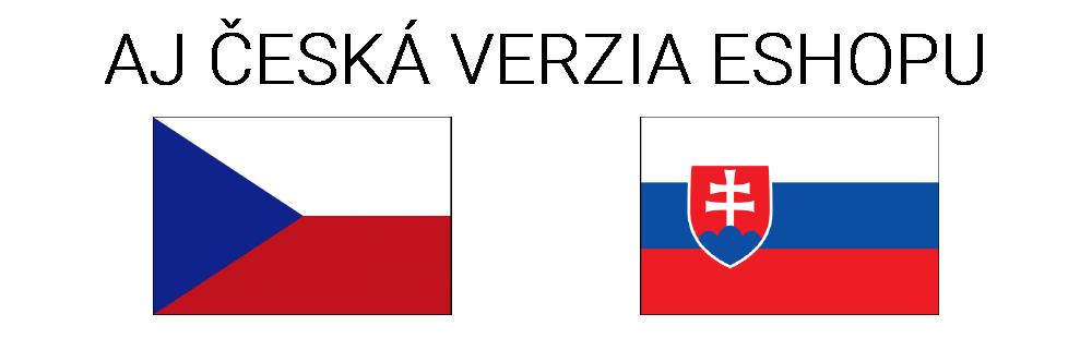 Česká verze e-shopu