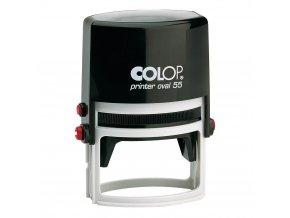 122209 COLOP Printer Oval 55