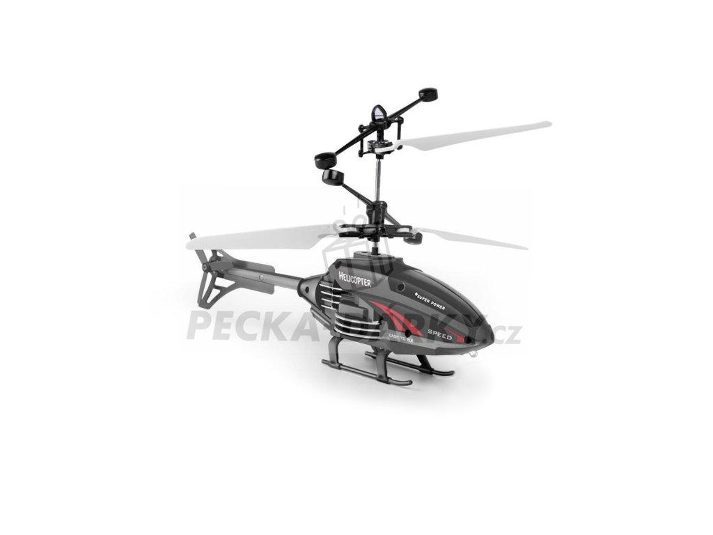 Létající Helikoptéra na senzor