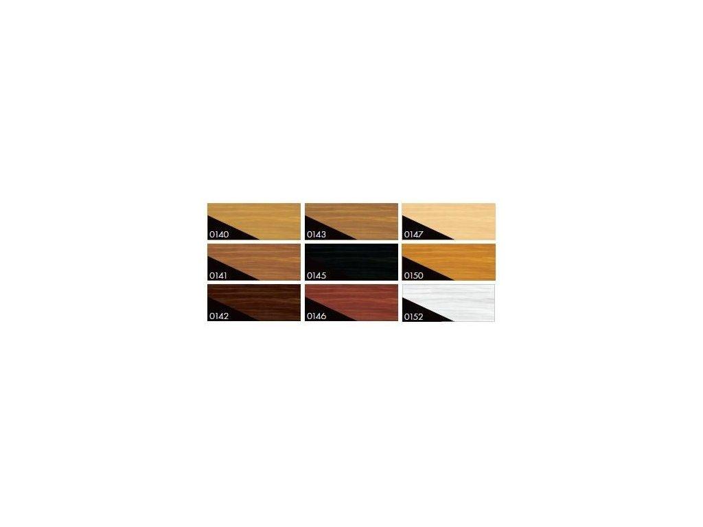 Lazúra na drevo s dlhodob.ochr. 0,75l  MAHAGÓN