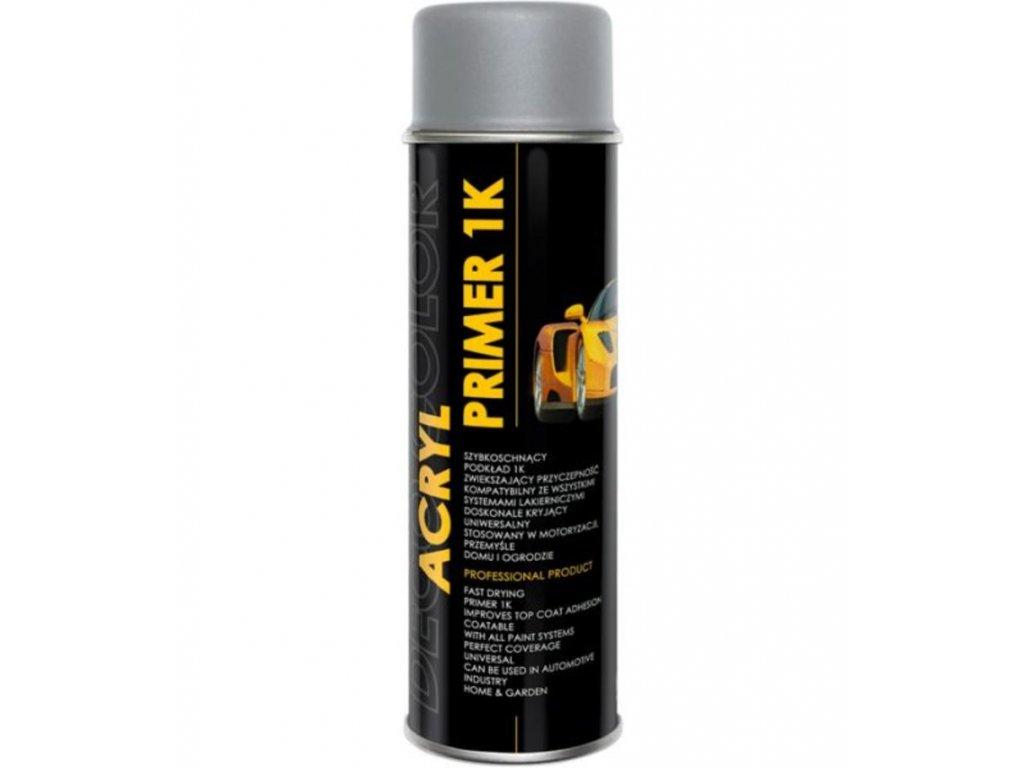 spray deco color 500ml acryl zakl sivyz 1