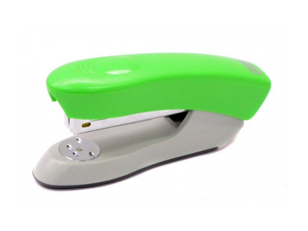 Zošívačka plastová , zelená