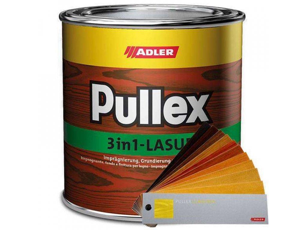 Pullex 3in1 - lasur - Palisander