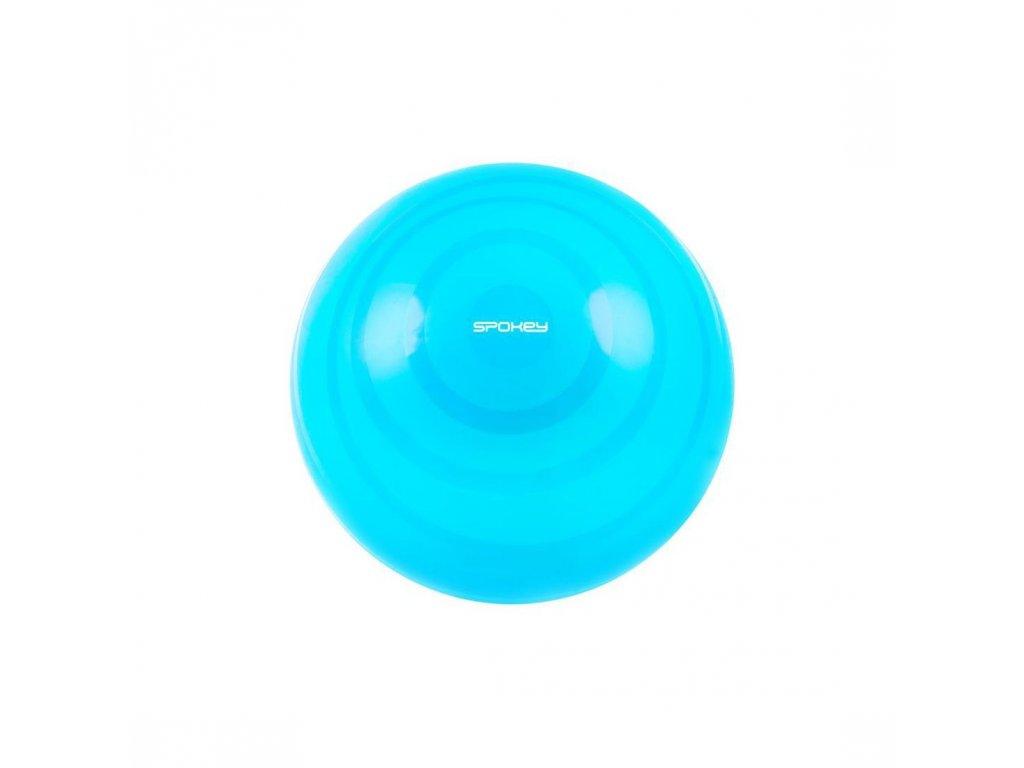 FITBALL MOD Gymnastická lopta 65 cm vrátane pumpičky,tyrkysová