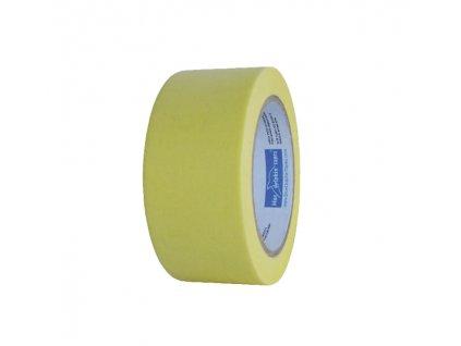 Páska krepová žltá