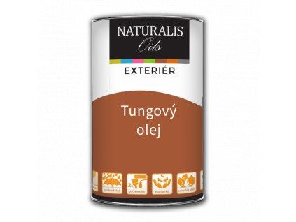 naturalis tungovy olej