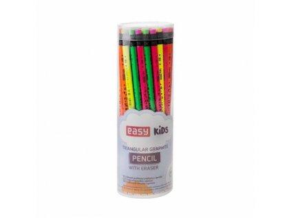 Ceruzka  HB FLUO