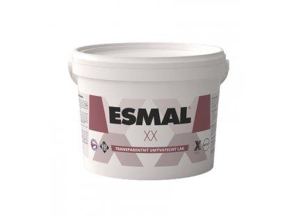 esmal xx umyvatelny transparentny lak matneho vzhladu 25kgz 1