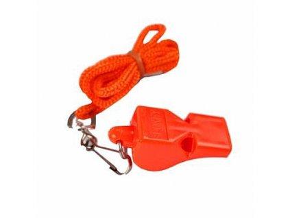Píšťalka mayday oranžová