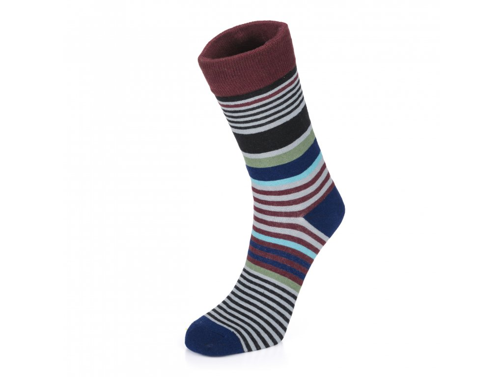 d0097deb295 Veselé ponožky Stripes - PECKASTYL.CZ