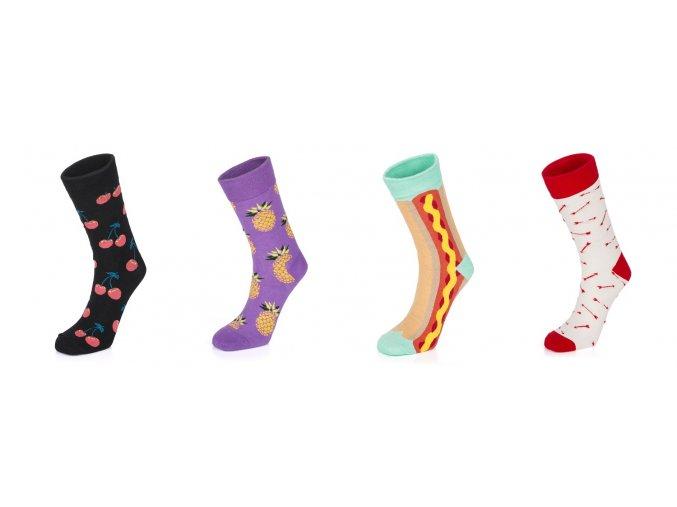 set ponožek mix 3