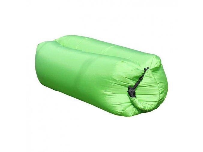 relaxacni nafukovaci vak zeleny