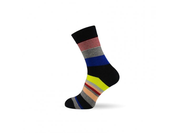 unisex barevne ponozky various
