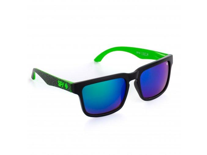 Retro sluneční brýle green II