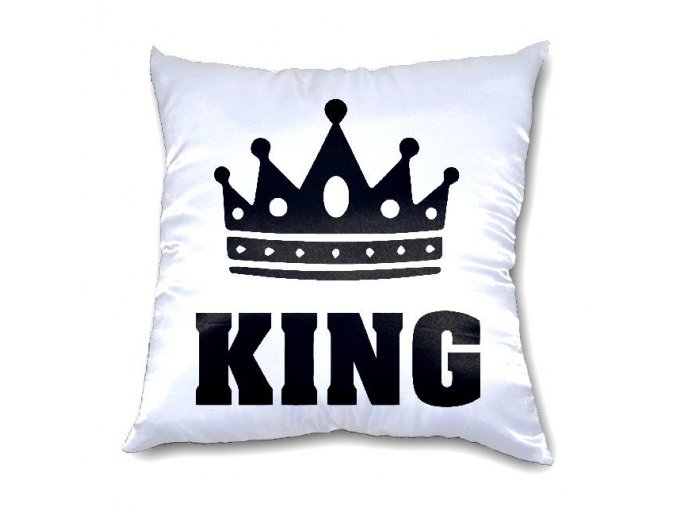 satenovy polstarek king