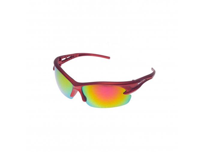 sportovni cyklisticke slunecni bryle cervene