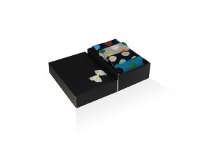 damske barevne ponozky darkova krabicka dot I