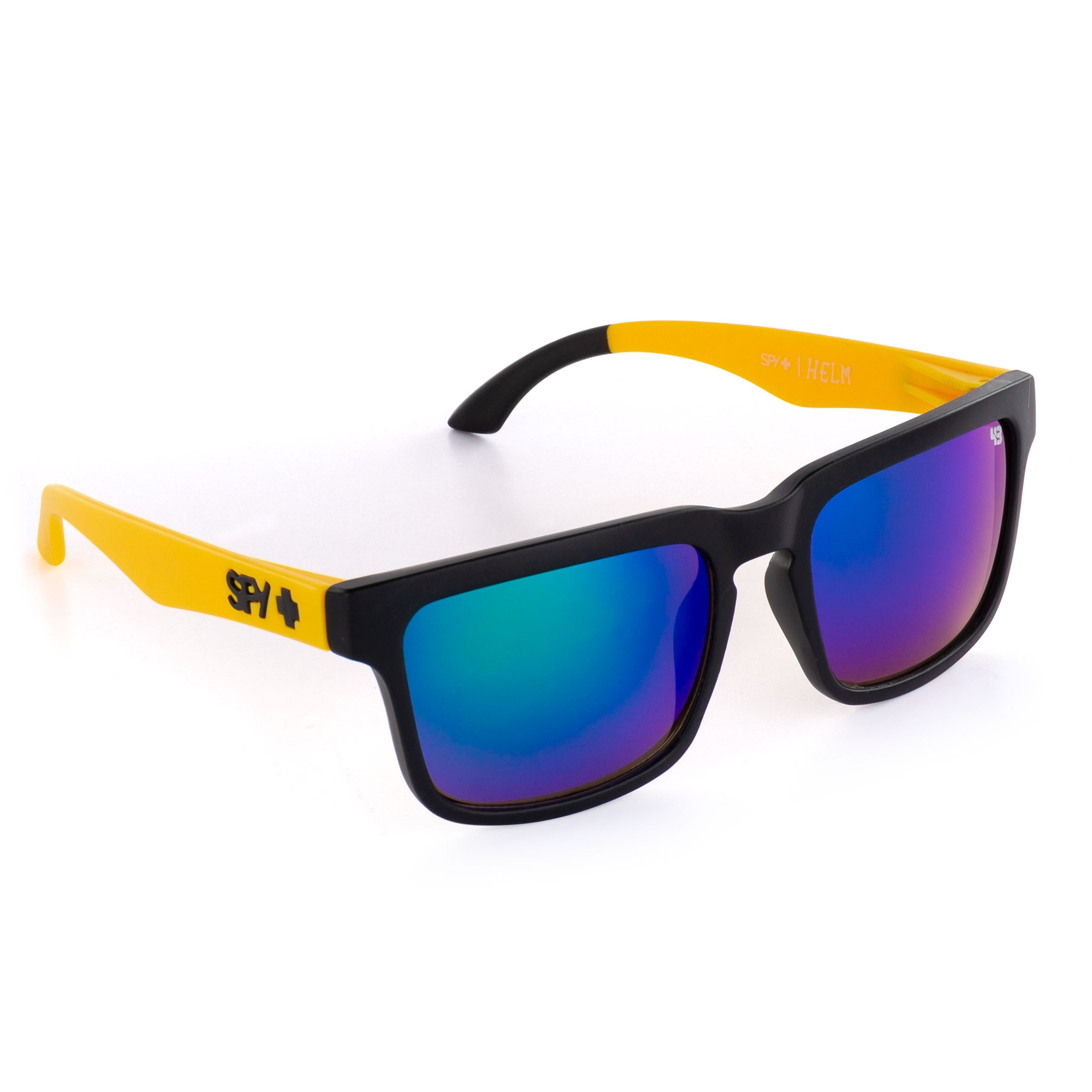 Retro sluneční brýle yellow