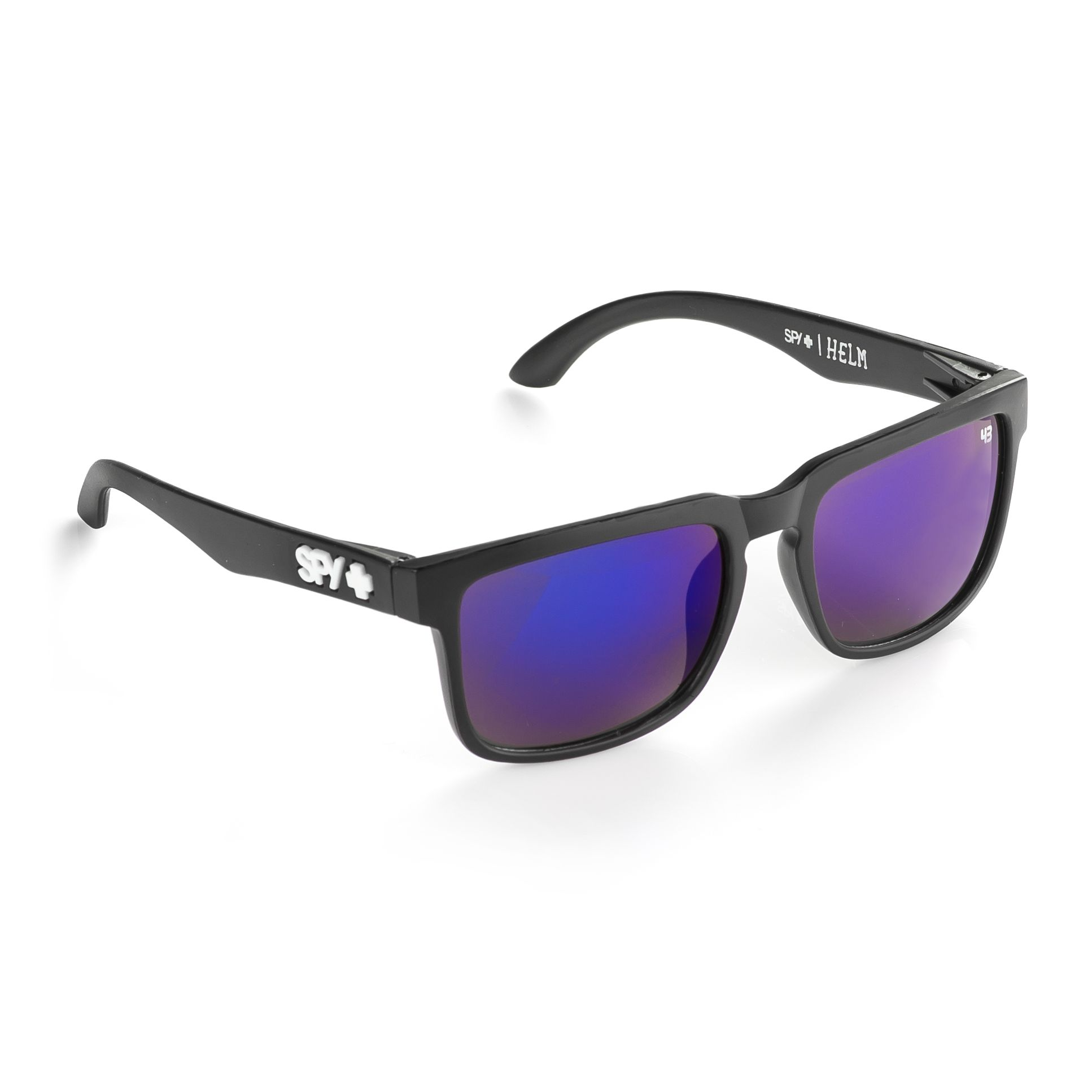 Retro sluneční brýle black II