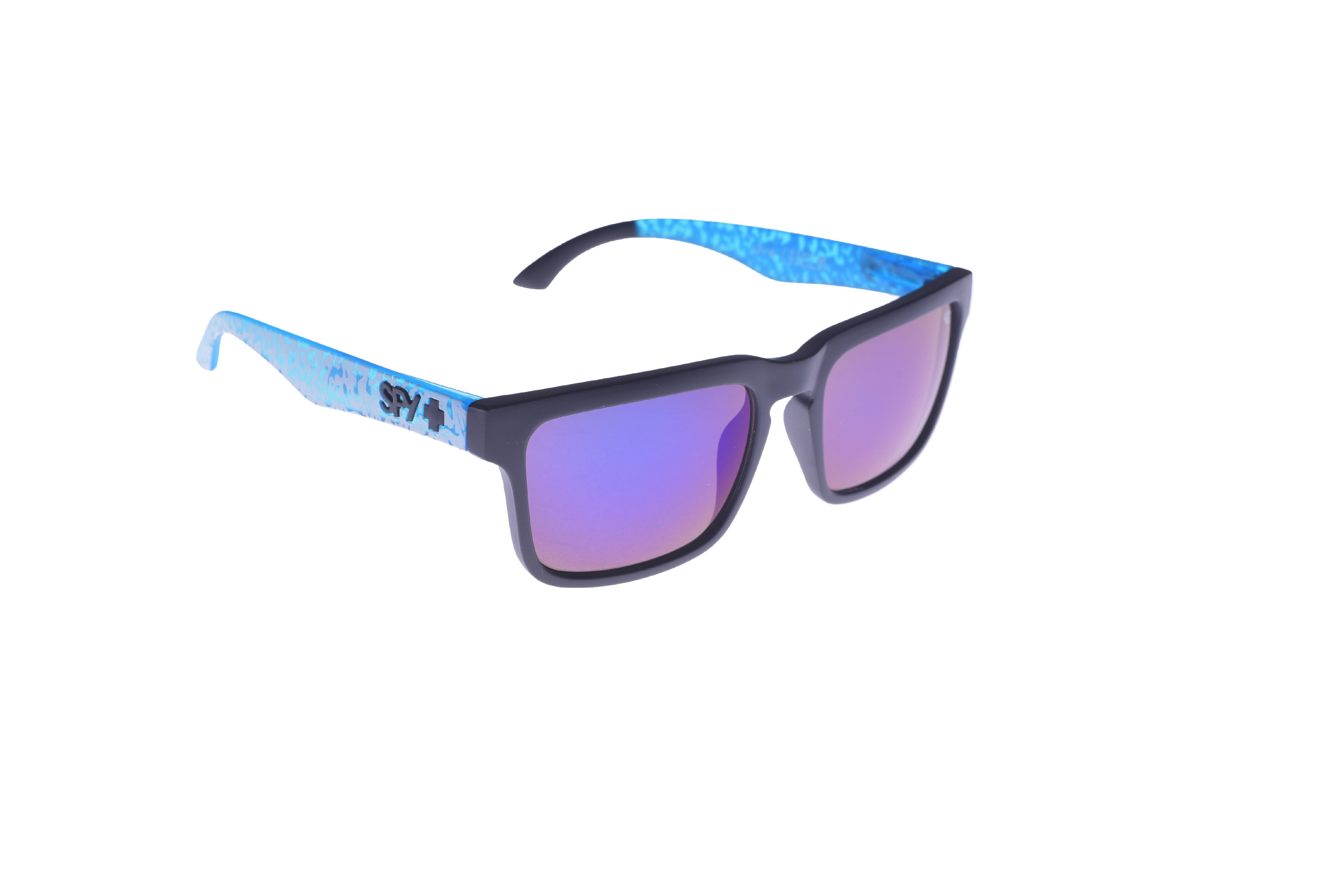 Retro sluneční brýle light blue