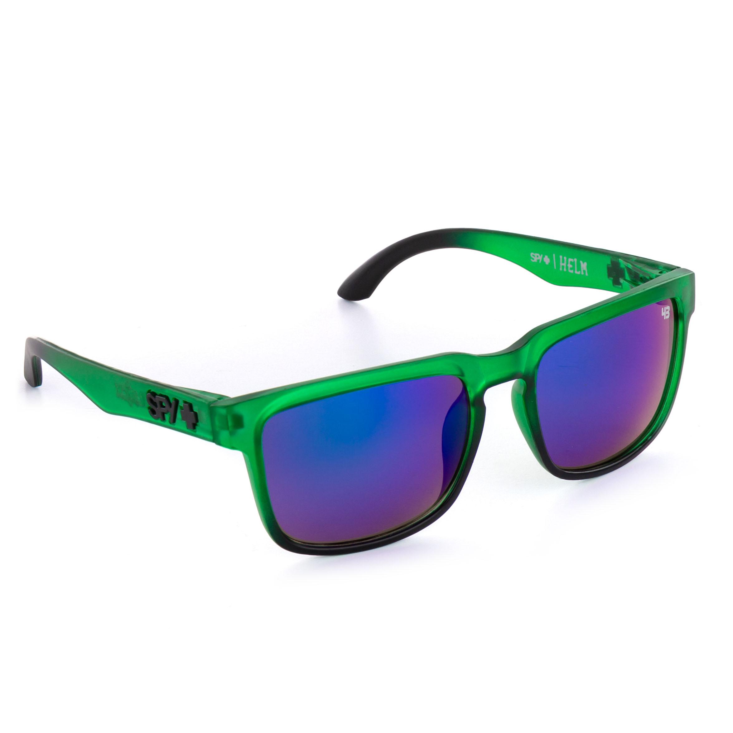 Retro sluneční brýle green