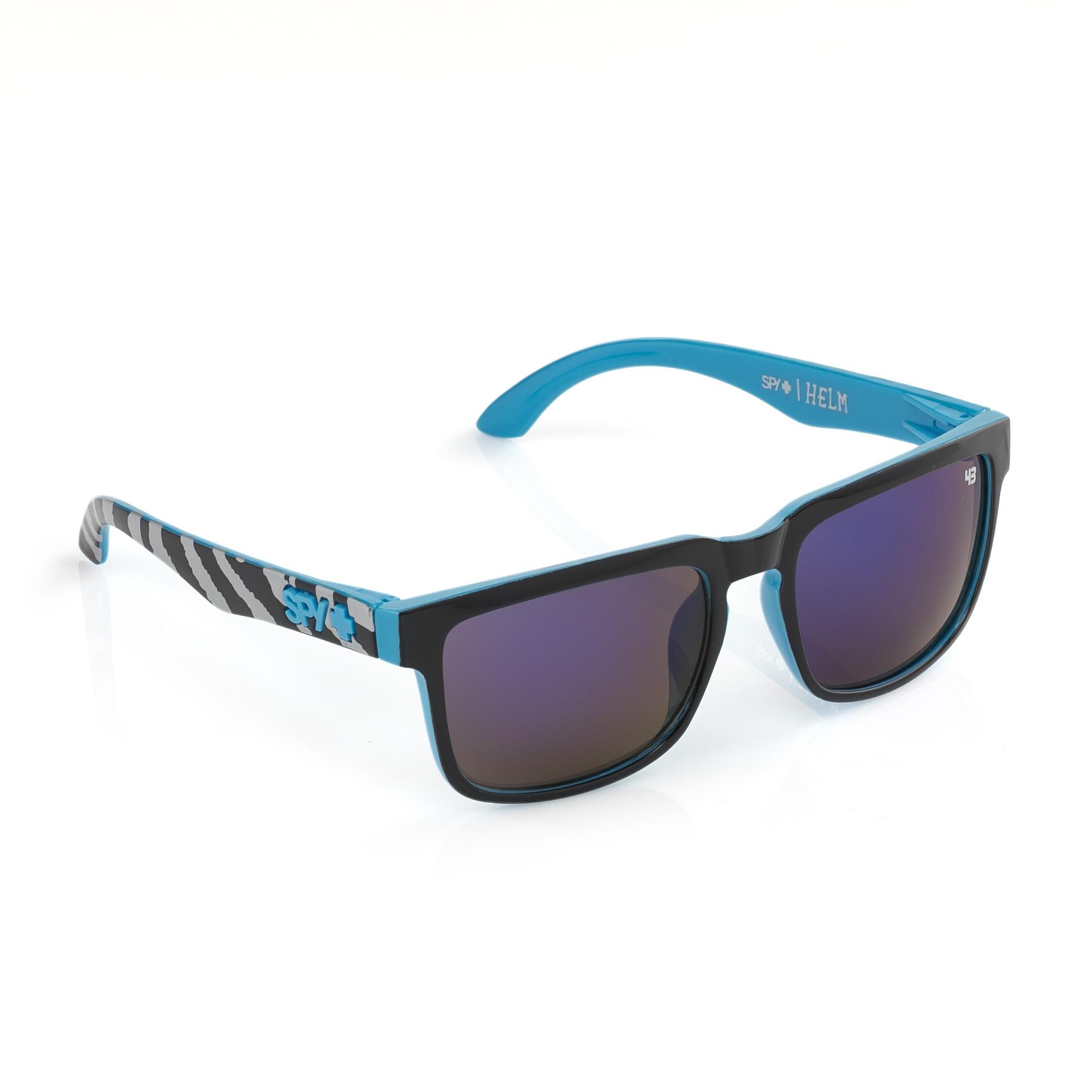 Retro sluneční brýle blue
