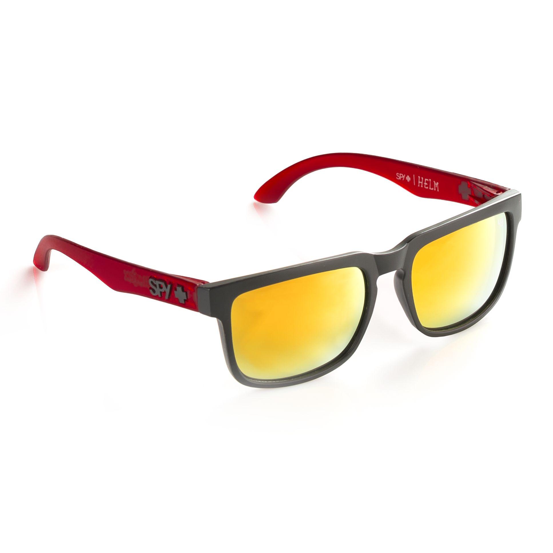 Retro sluneční brýle red