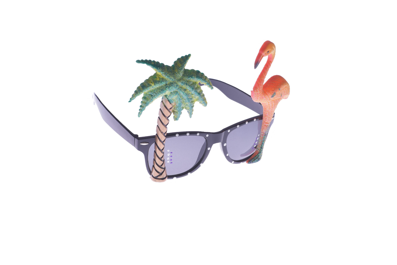Sluneční brýle party bahami