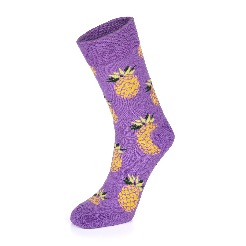 Veselé ponožky ananas II
