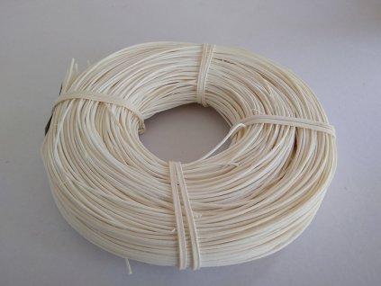 Pedig 1.5 mm bielený 250g