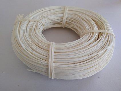 Pedig 2.25 mm bielený