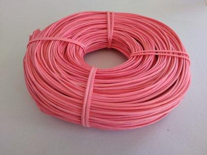 Pedig 2.25 mm ružový