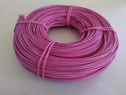 Pedig 2.25 mm ružový jasný