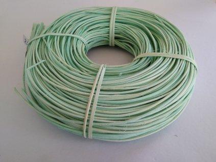Pedig 2.25 mm zelený pistáciový