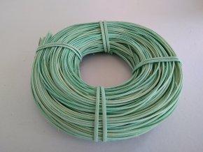 Pedig 1.5 mm zelený pistáciový
