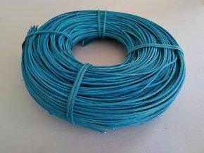 Pedig 2.0 mm modrý tyrkysový