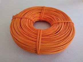 Pedig 2.0 mm oranžový