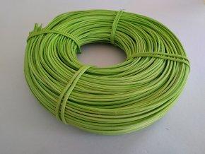 Pedig 2.0 mm zelený svetlý
