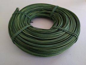 Pedig 2.0 mm zelený tmavý
