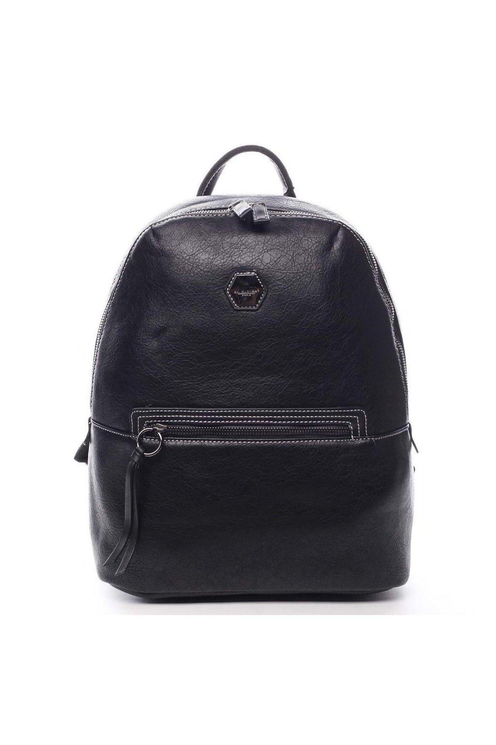 Koženkový Dámský batoh Douglas