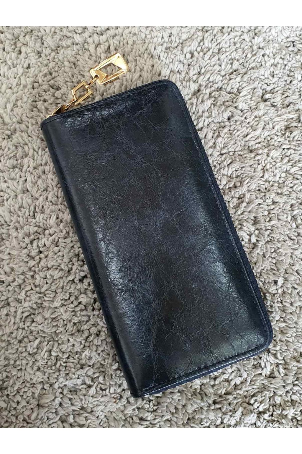 Dámská peněženka Dollly modrá
