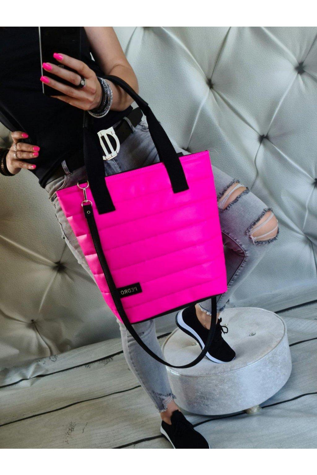 kellys neon růžová trendy