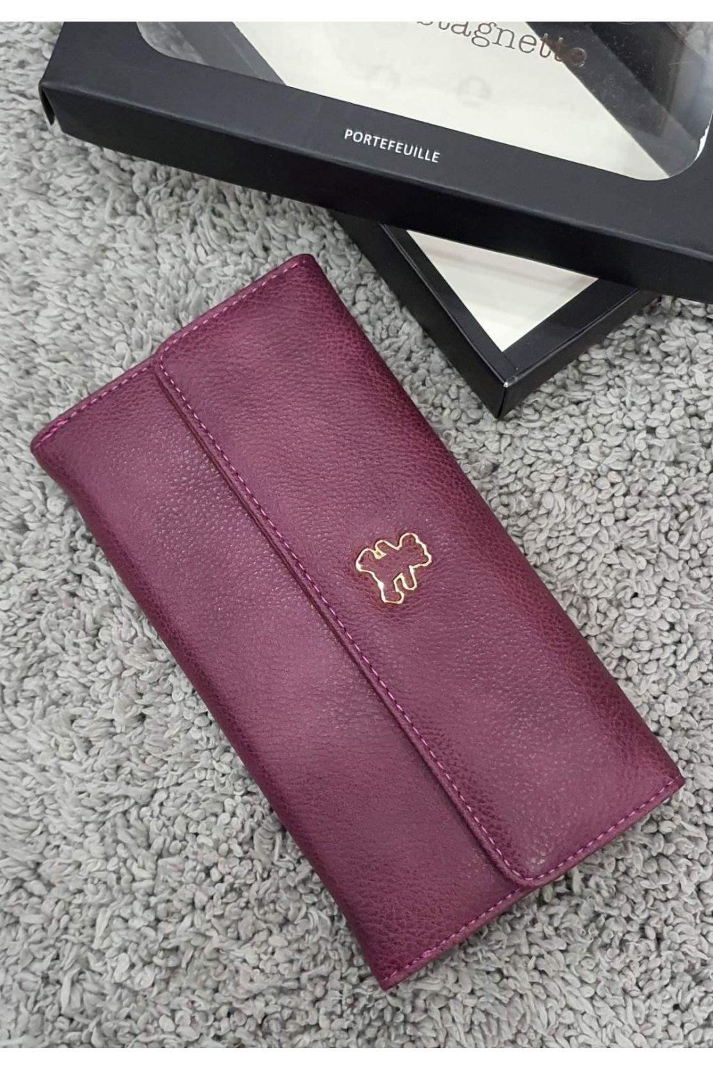 Dámská peněženka Lulu Casta bordo