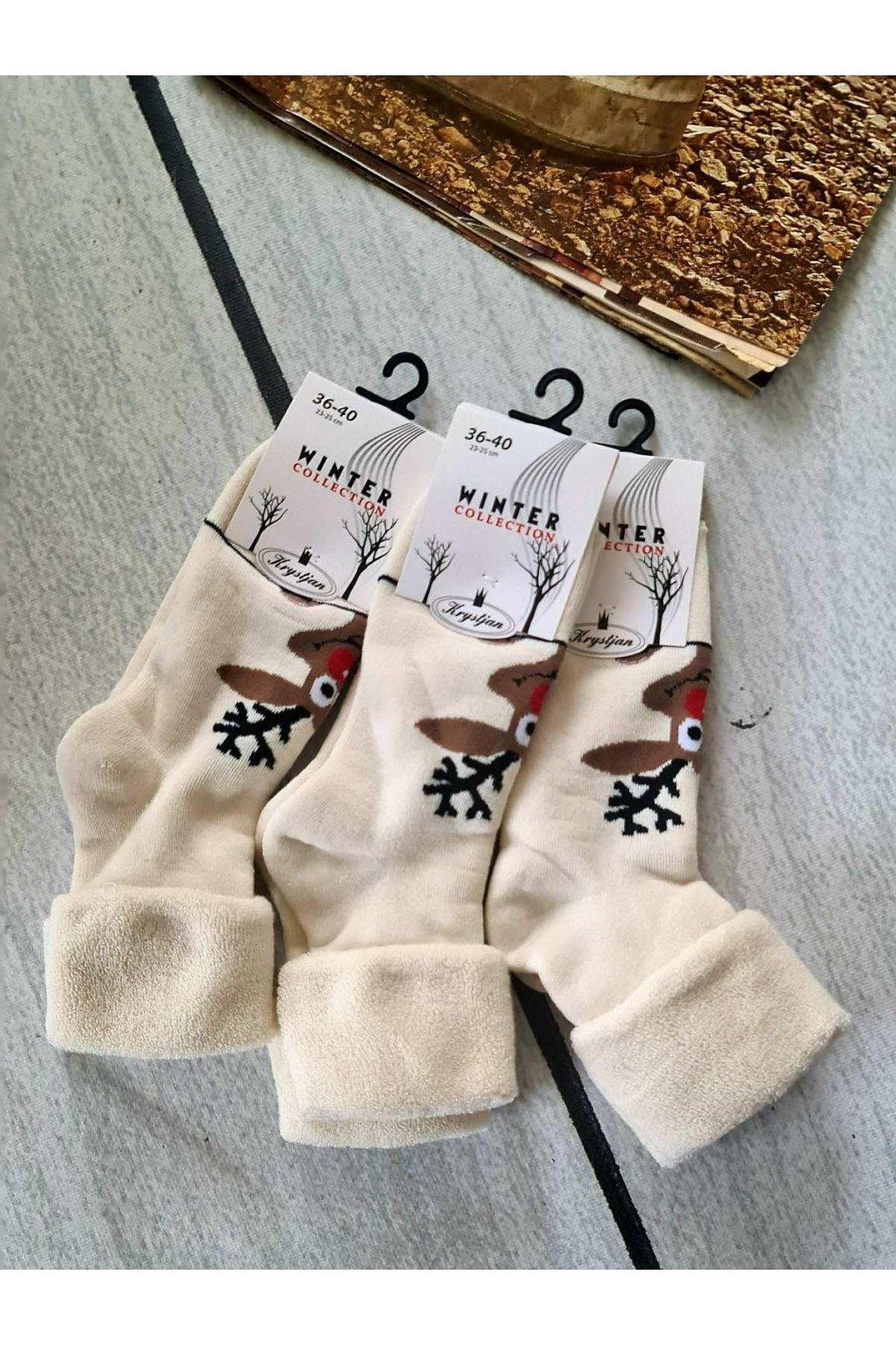 dámské dárkové ponožky W1