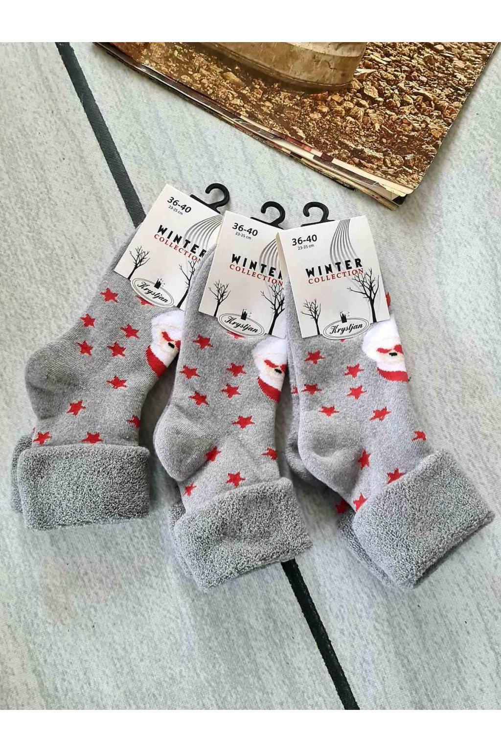 dámské dárkové ponožky W2