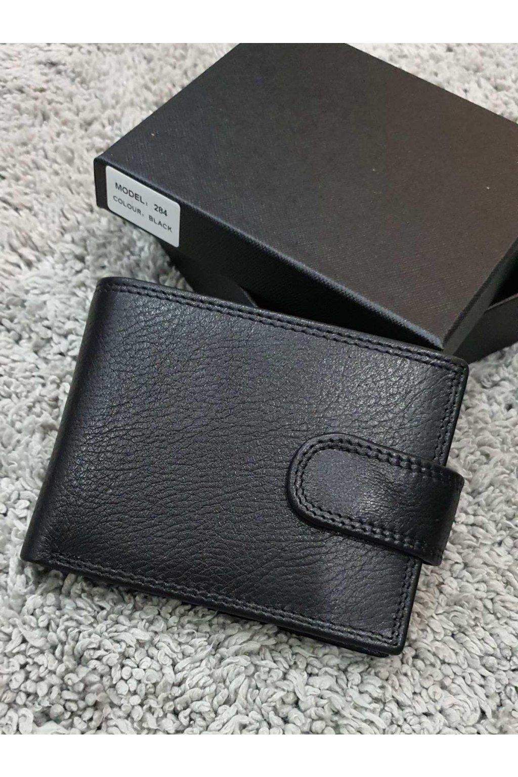 Klasická pánská kožená peněženka
